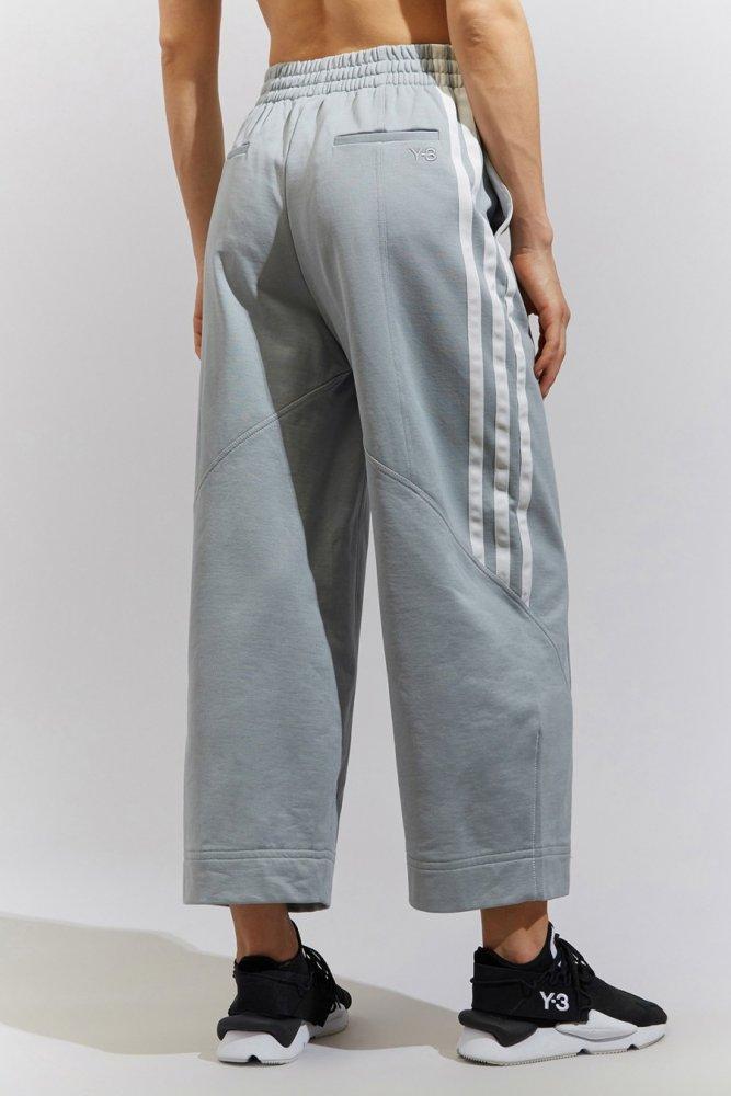 adidas y-3 3/4 stripe wide pant (dy7143)