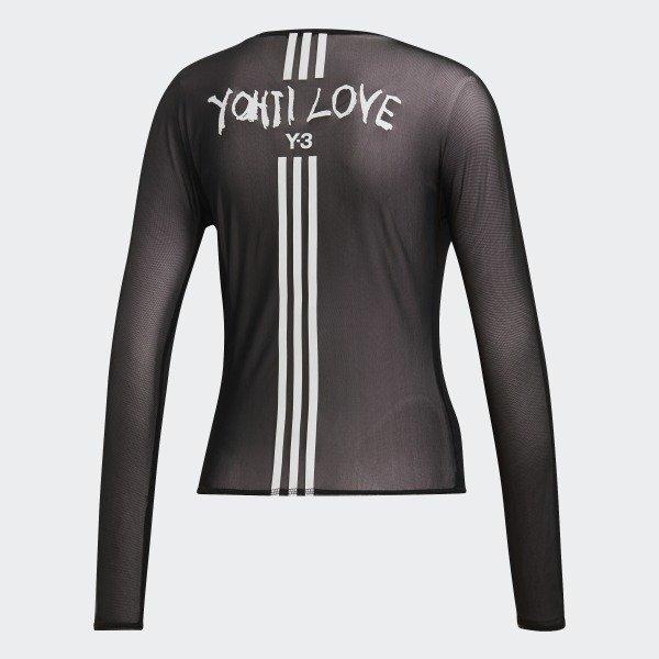 adidas y-3 yohji love mesh (dy7149)
