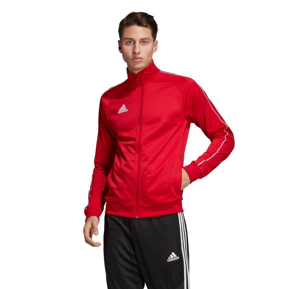 Bluza adidas Core 18 Pes czerwona CV3565
