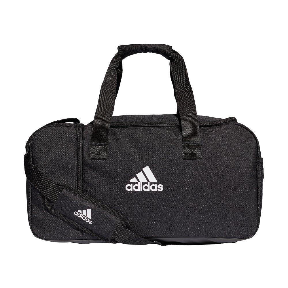 Data wydania dobra obsługa Darmowa dostawa adidas Tiro Duffel Small Bag Czarna
