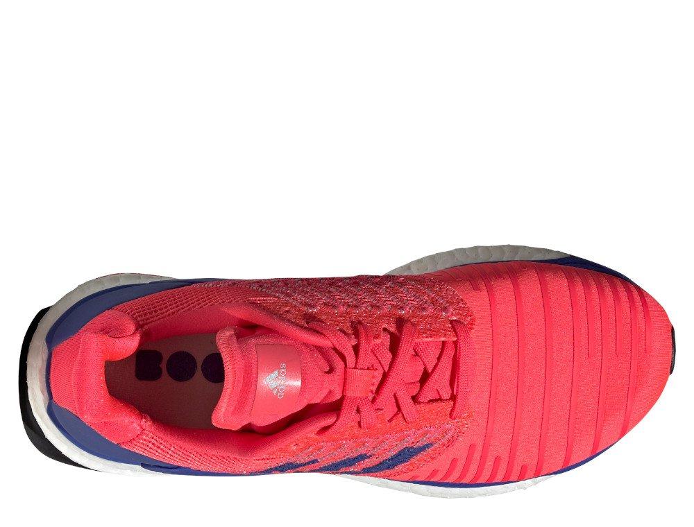 adidas solarboost w niebiesko-koralowe