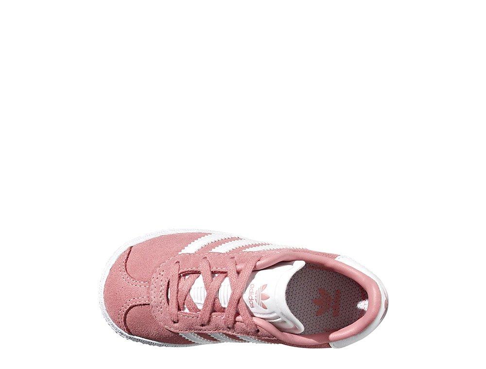 adidas gazelle i dziecięce różowe (cg6713)