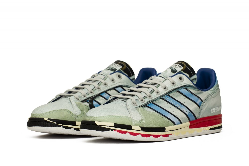 reputable site outlet online lowest discount adidas x Raf Simons Micropacer Stan Smith (EE7950)