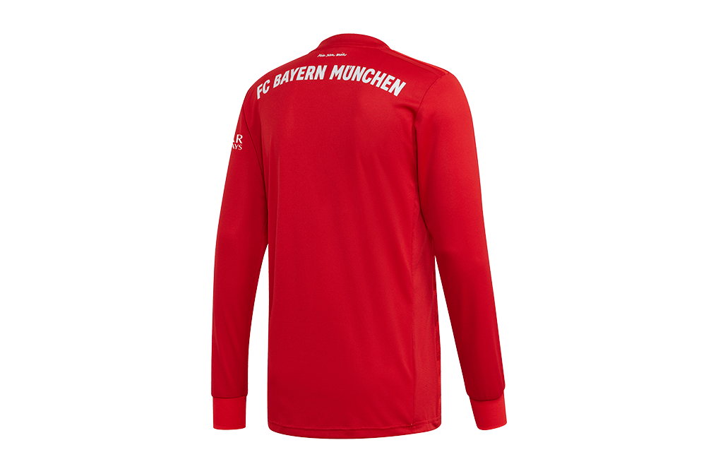 Koszulka FC Bayern Monachium H 19/20 LS Replica (DX9250 ...