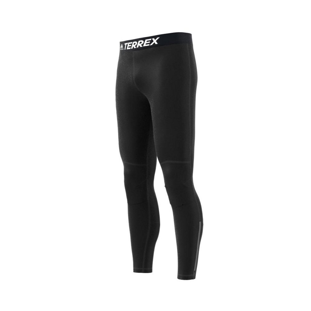 adidas agravic trail tights czarne