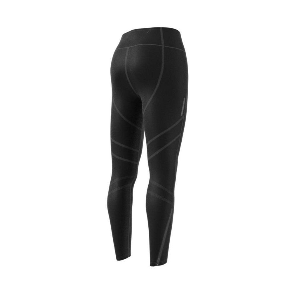 spodnie do biegania damskie ADIDAS HOW WE DO TIGHT BLACK CY5830