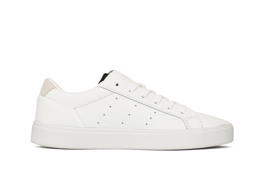 adidas sleek w ftwwht/ftwwht/crywht