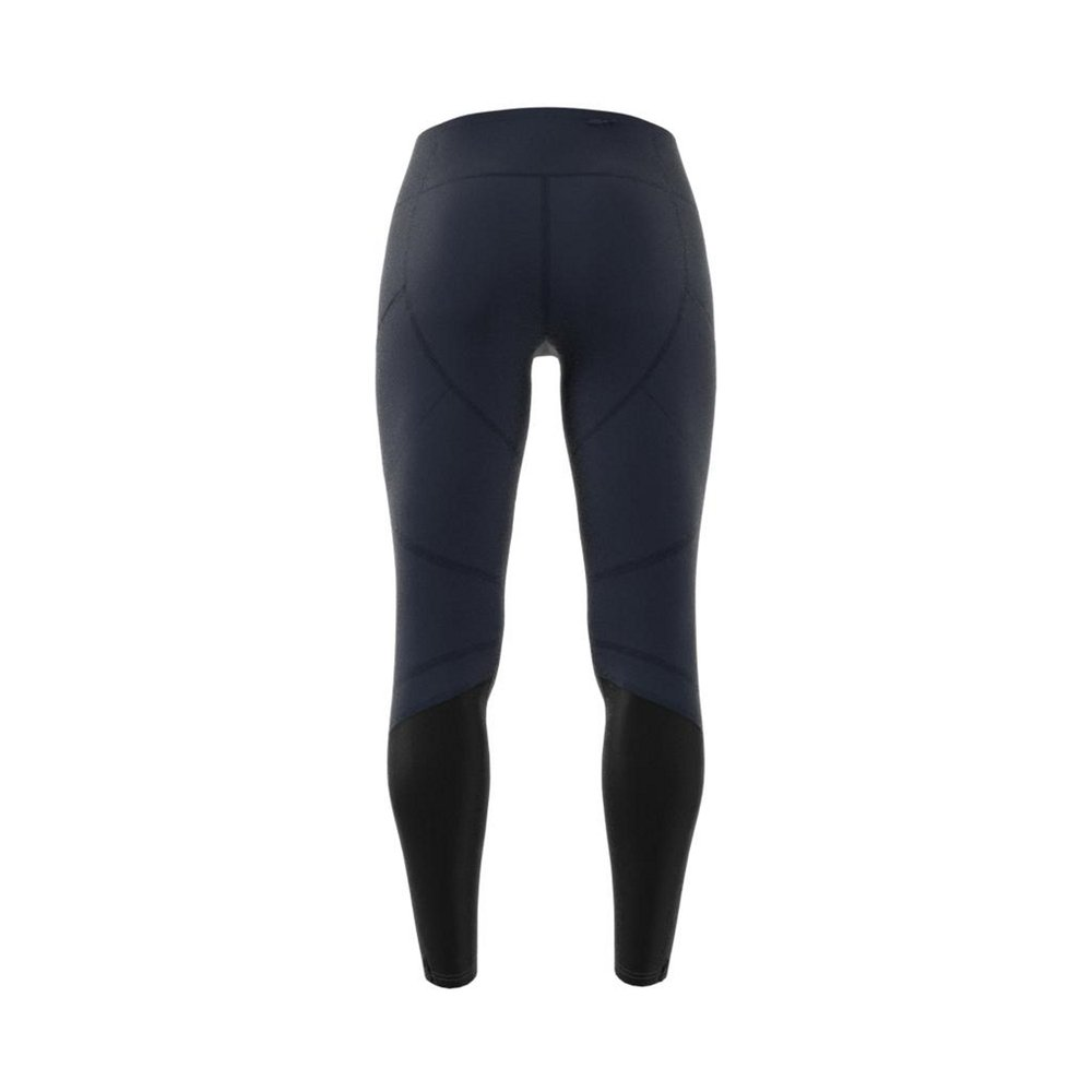 adidas how we do rise up n run tights w granatowe