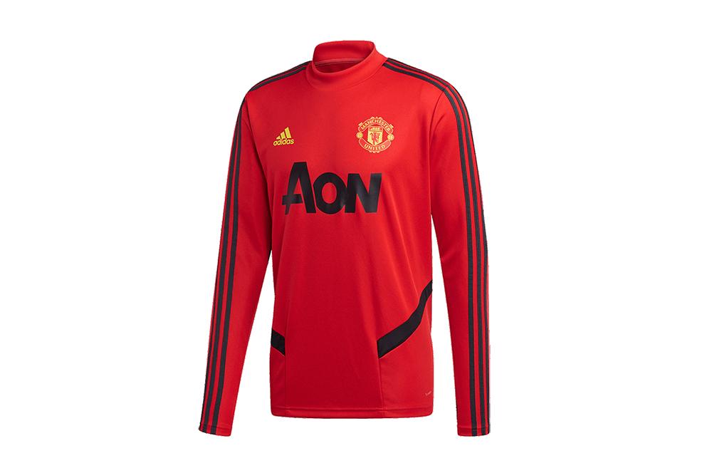 Bluza treningowa adidas Manchester United (DX9038)