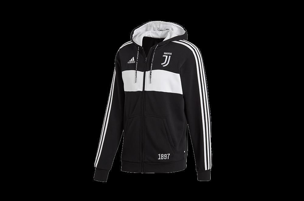 adidas Bluza z kapturem adidas Juventus Turyn DP3822