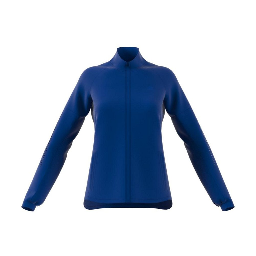 adidas supernova rise up n run jacket w niebieska