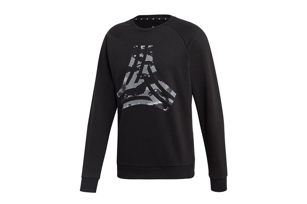 Bluza adidas Tango Heavy Graphic Crew (DZ4660)