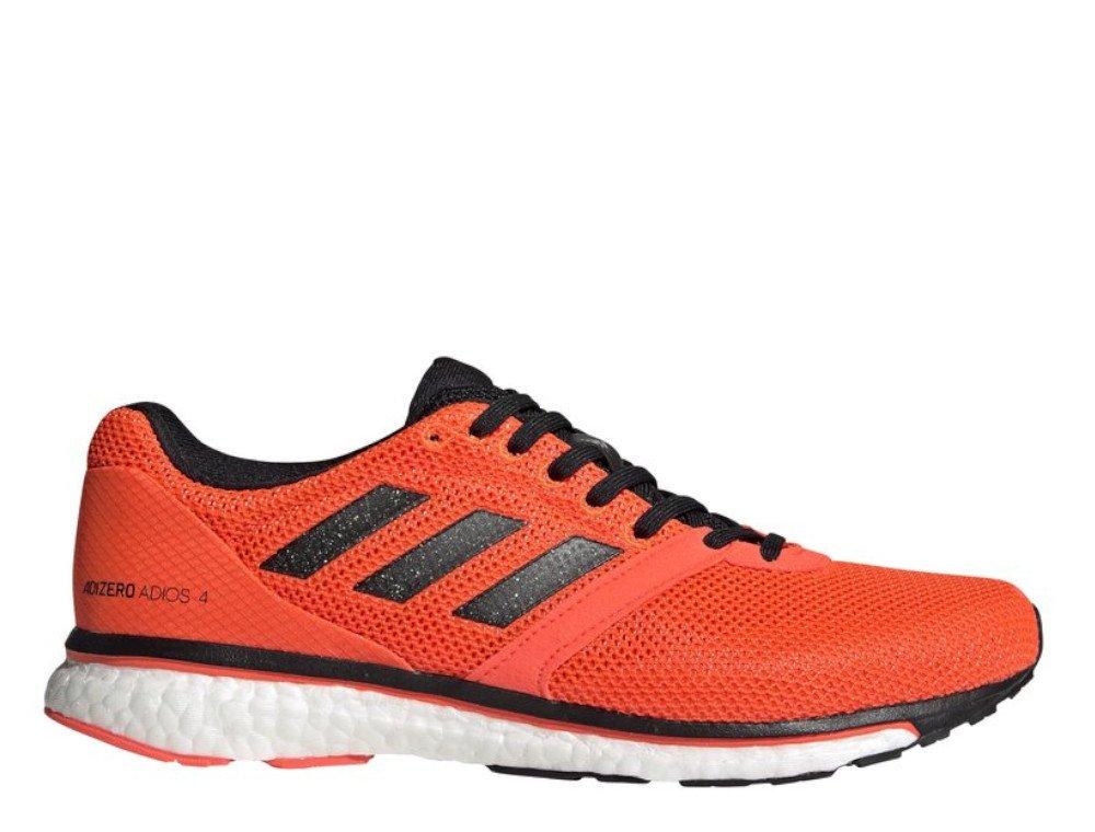 adidas adizero adios 4 m pomarańczowe