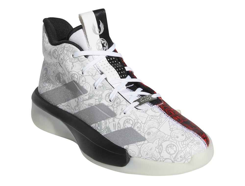 adidas pro next 2019 star wars (gs) (eh2462)