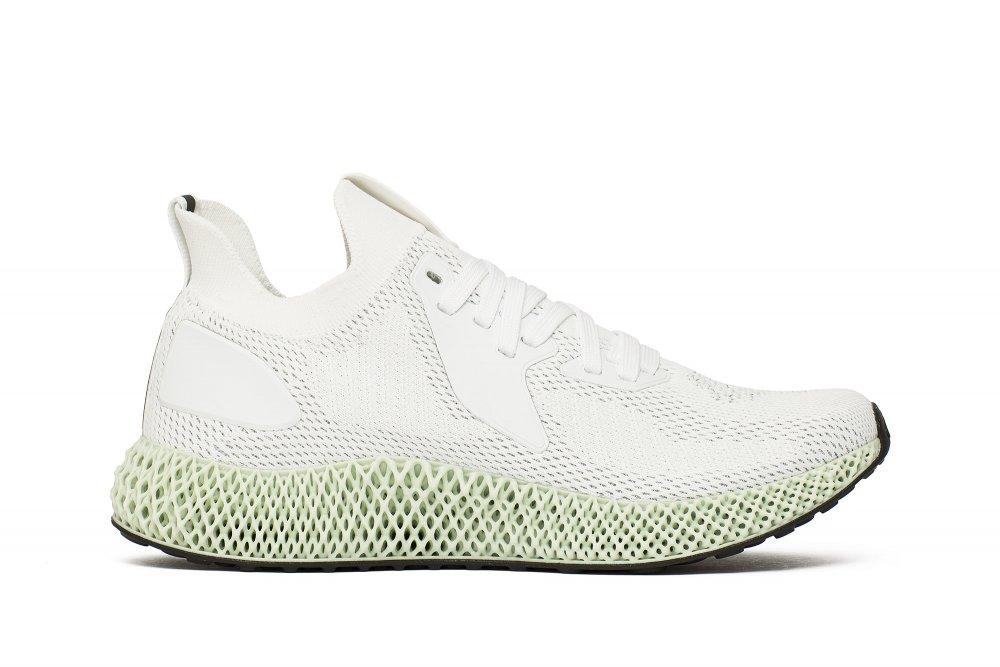 adidas alphaedge 4d m białe
