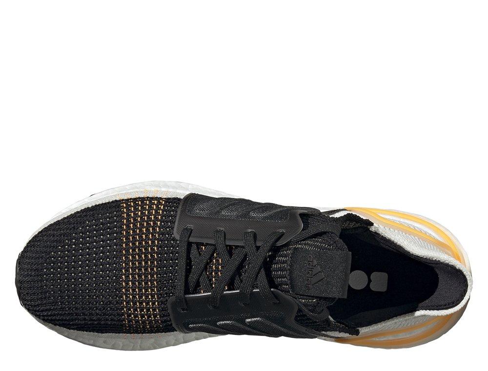 buty adidas ultraboost 19 m biało-czarne