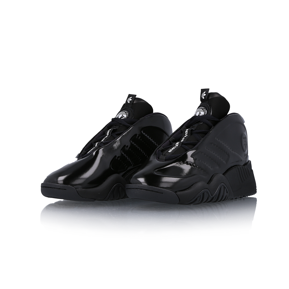"adidas originals by aw turnout bball ""triple black"""