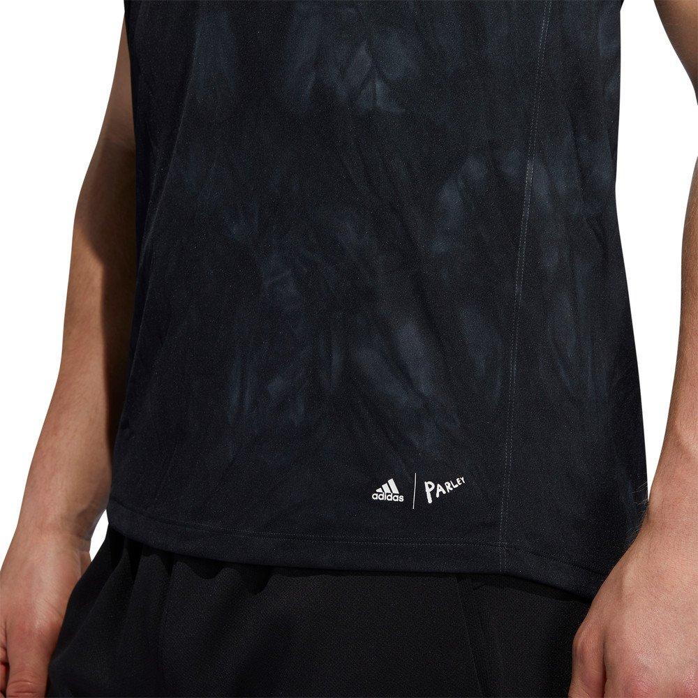 adidas freelift parley tee m czarna