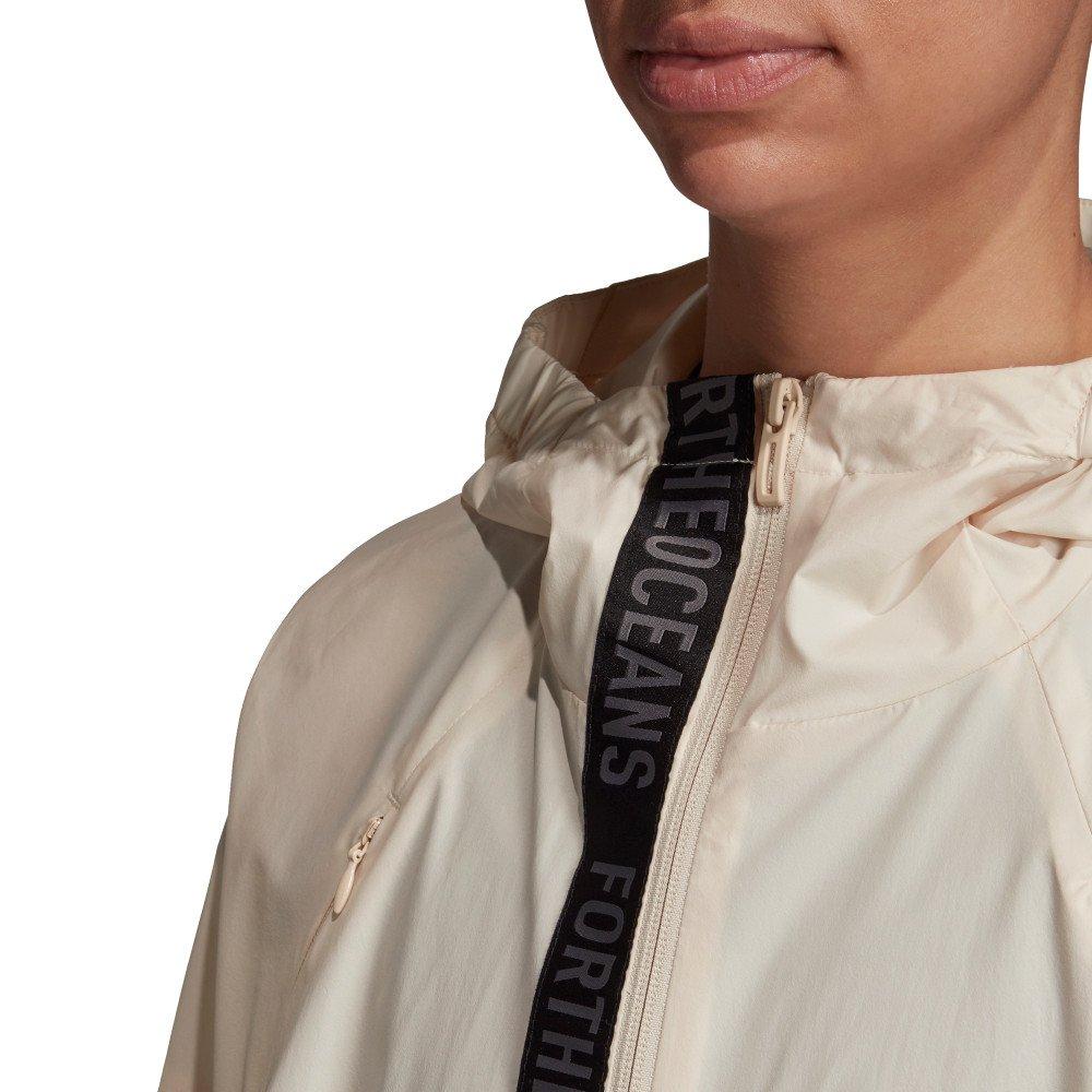 adidas w.n.d. parley jacket w beżowa