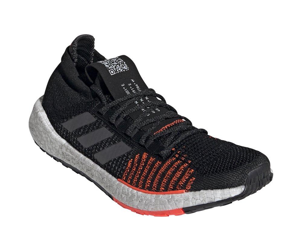 adidas pulseboost hd m czerwono-czarne