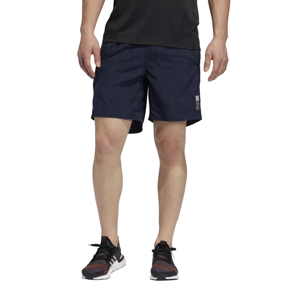 adidas saturday shorts hd m niebieskie