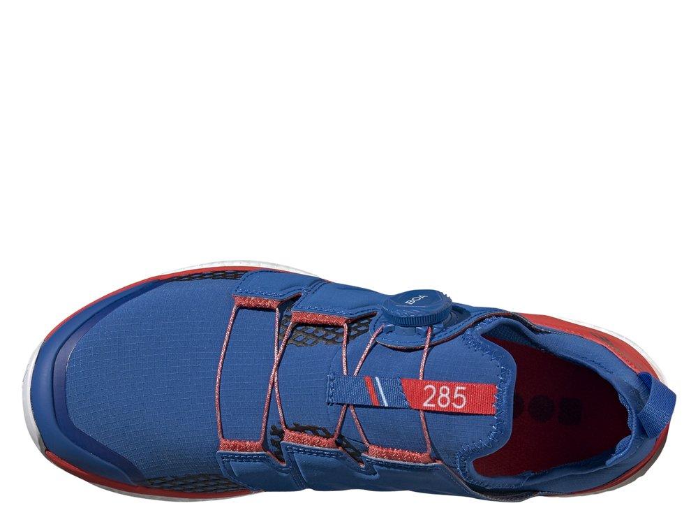 adidas terrex agravic boa m czerwono-niebieskie