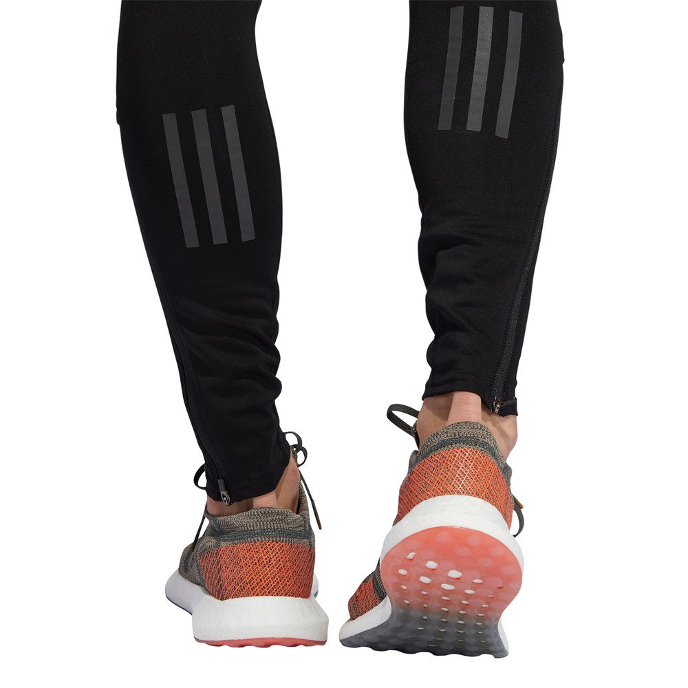 adidas own the run long tights m czarne