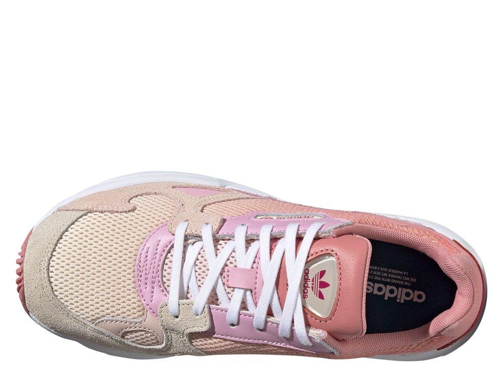 adidas falcon w damskie różowe (ef1964)