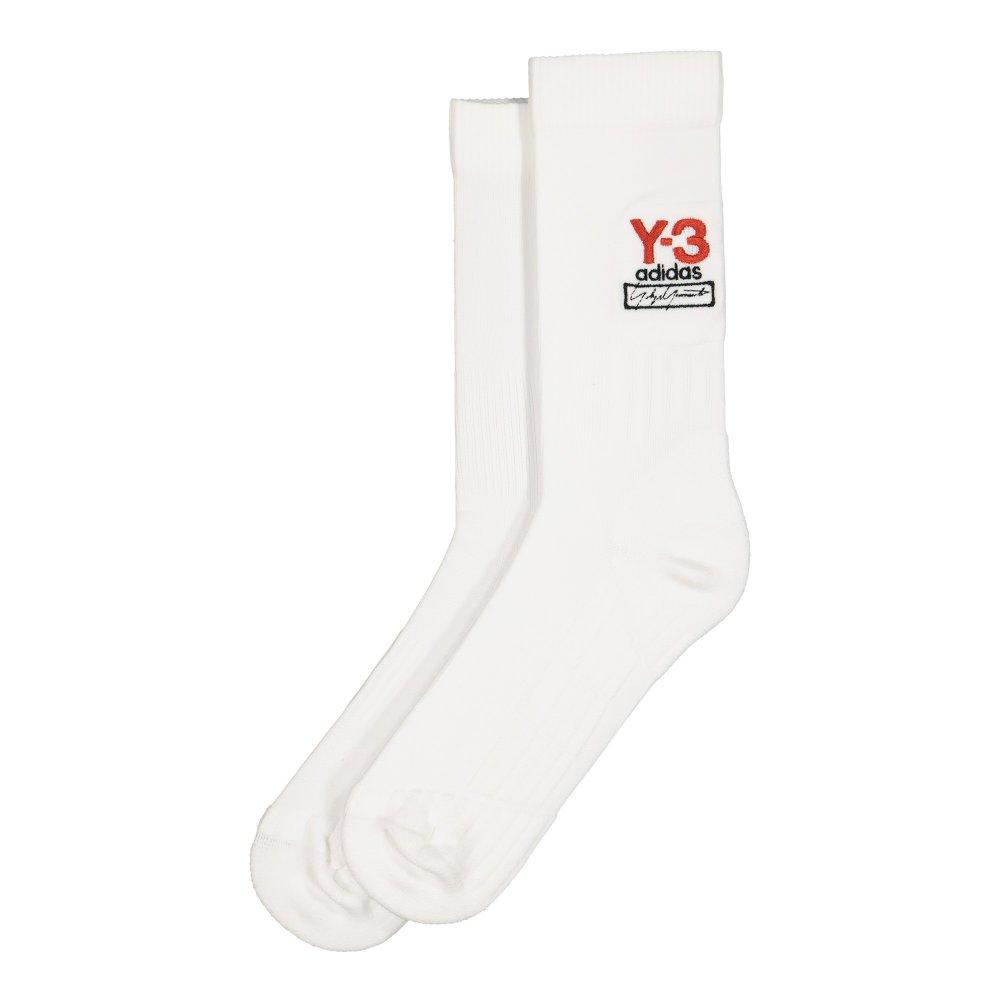 adidas y-3 logo socks (fh9274)