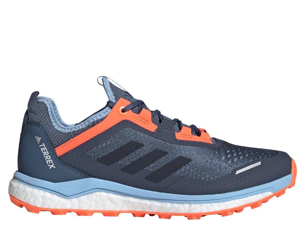 odebrać nowy wygląd sklep z wyprzedażami adidas Terrex Agravic Flow W Koralowo-Granatowe