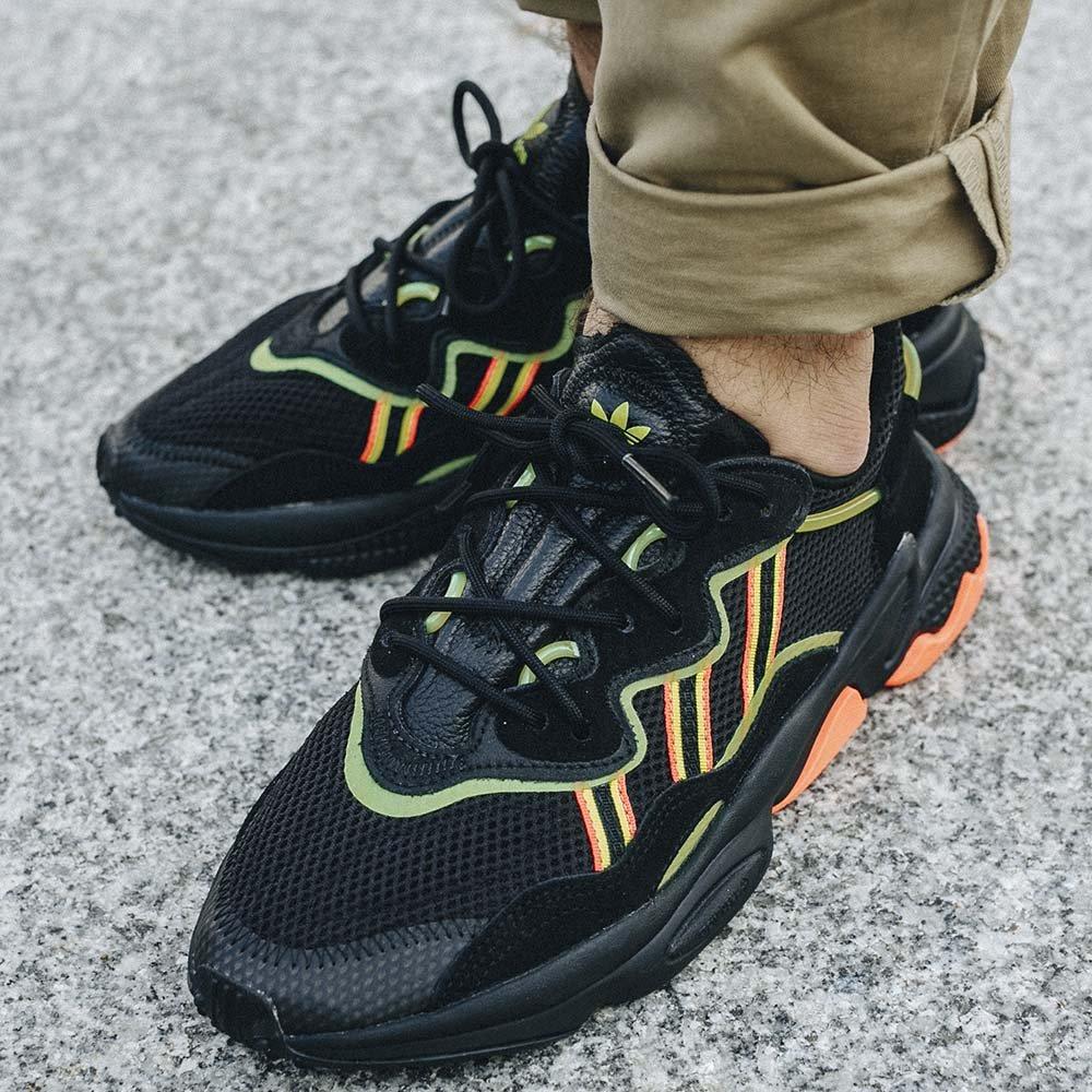 adidas ozweego męskie czarne (ee5696)