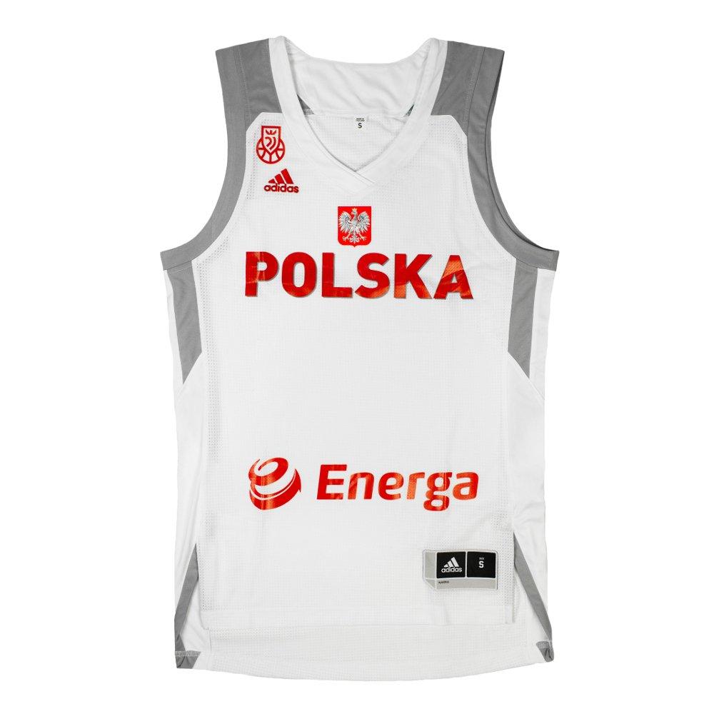 Koszulka adidas reprezentacji Polski (CV9109 POL WHITE)