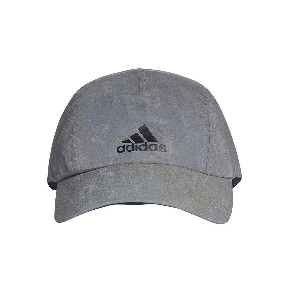 adidas reflective cap szara
