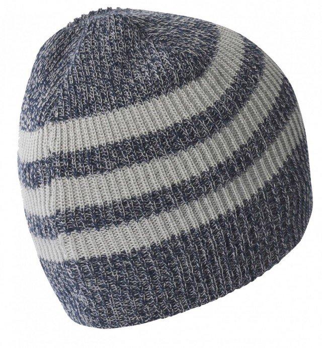 adidas 3-stripes beanie grey