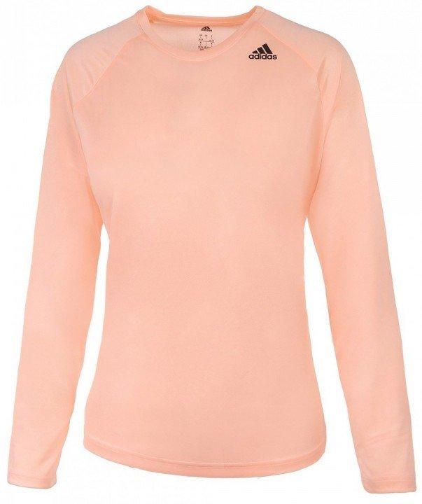 adidas d2m longsleeve pink