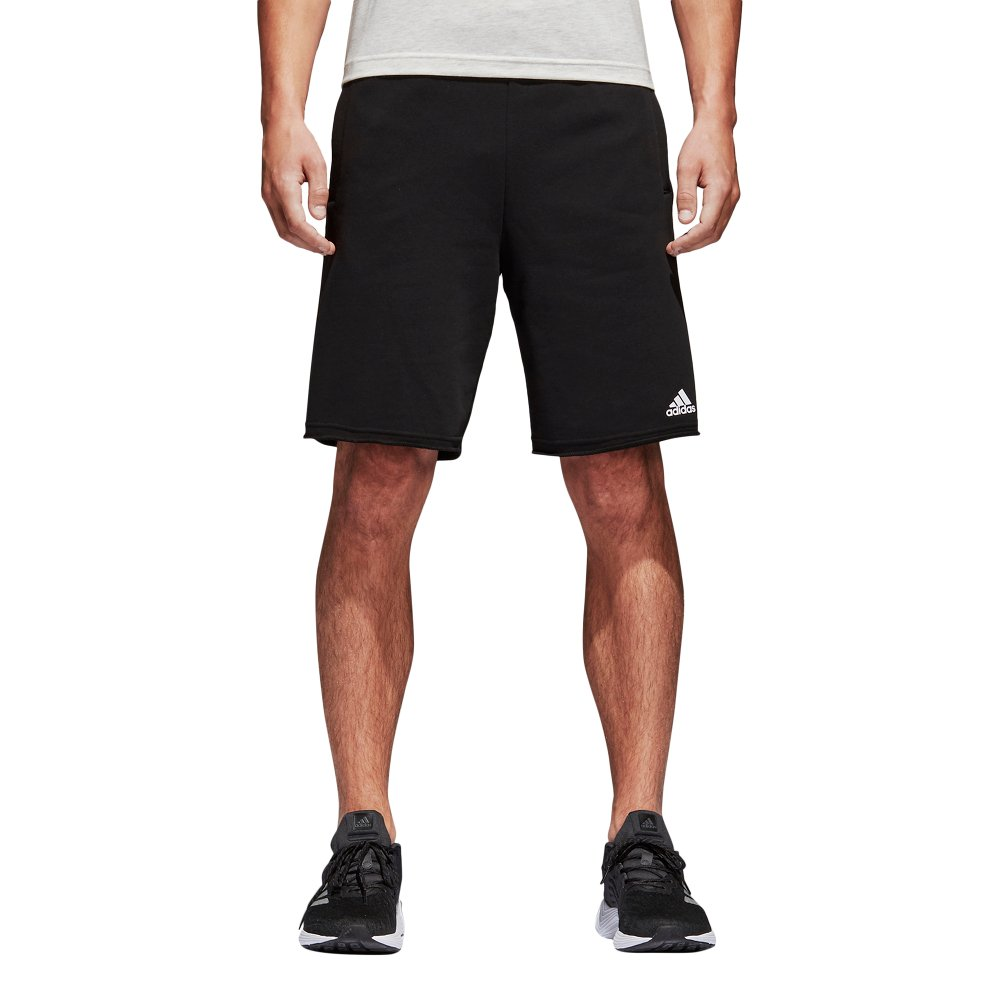 adidas Essentials Raw Hem French Terry Short