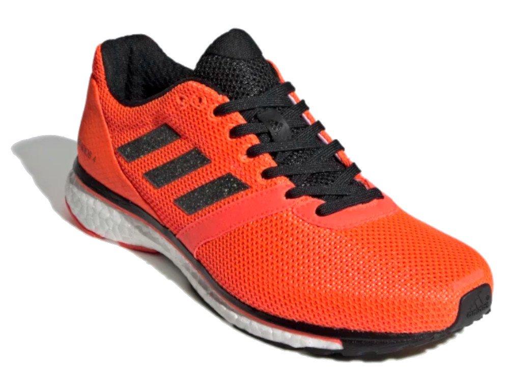 adidas adizero adios 4 w pomarańczowe