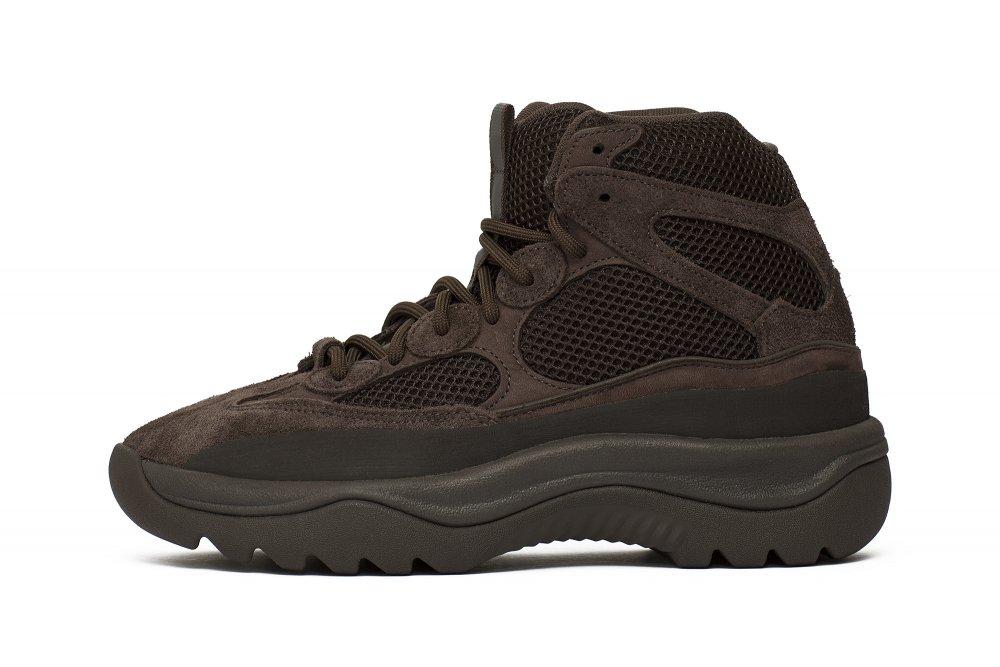 """adidas yeezy desert boot """"oil"""" (eg6463)"""