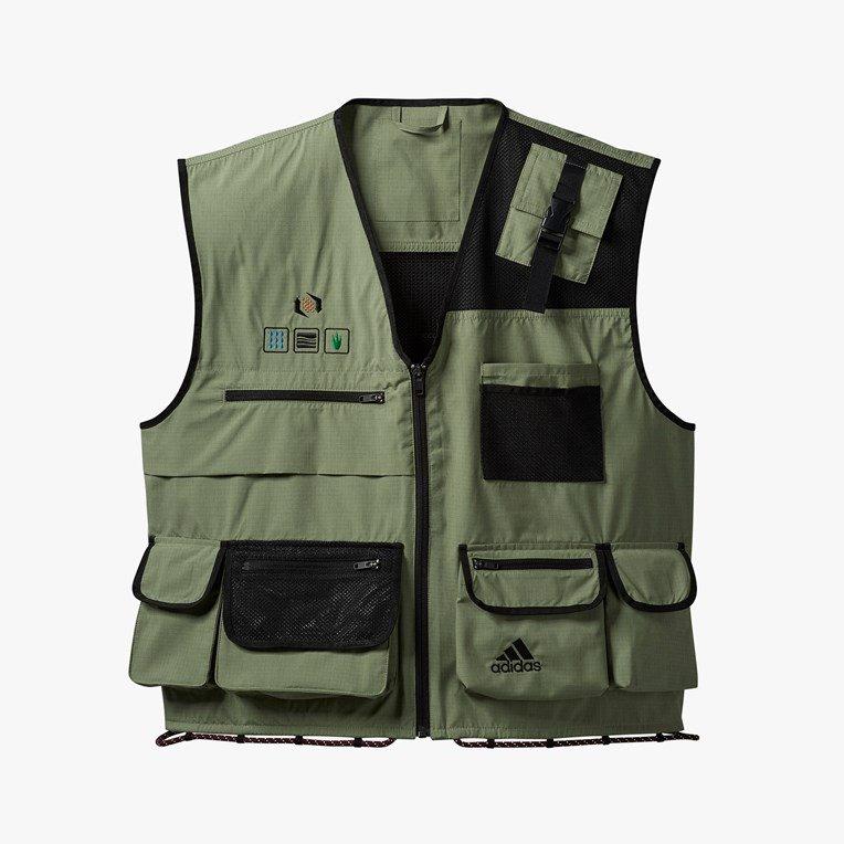 adidas consortium sonicdrive vest (fl9183)