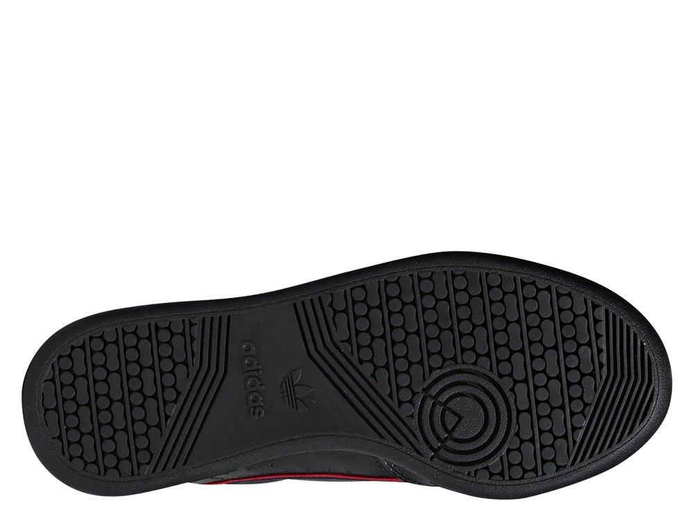 adidas continental 80 j młodzieżowe czarne (f99786)