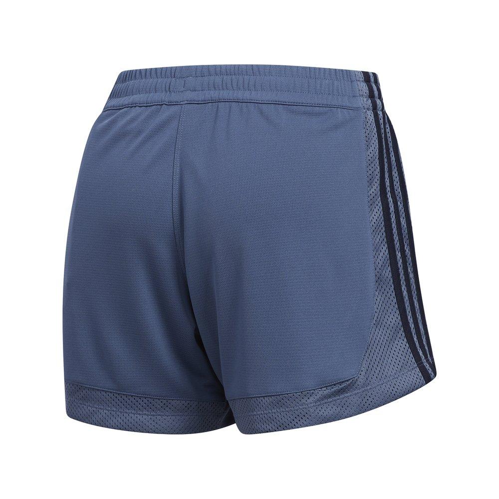 adidas 3s 5 mesh short w niebieskie