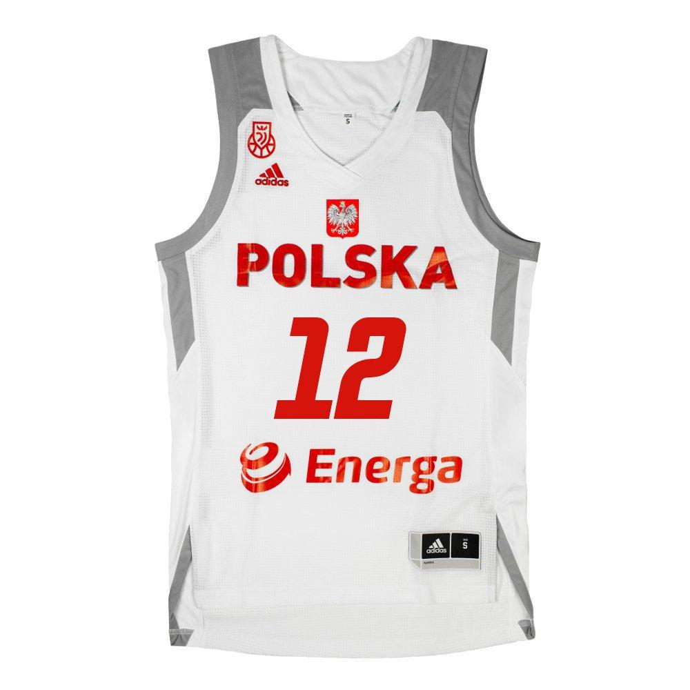 koszulka adidas reprezentant polski adama waczyńskiego #12 (cv9109-pol-white-wac)