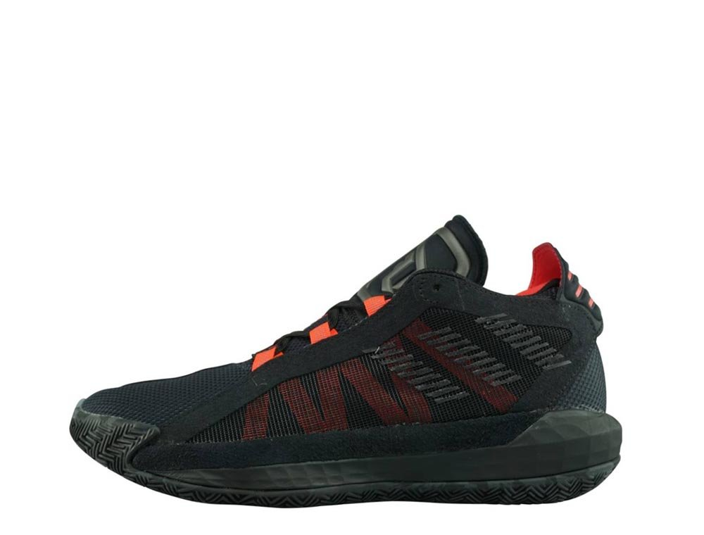 "adidas dame 6 (gs) ""ruthless"" (eh2791)"
