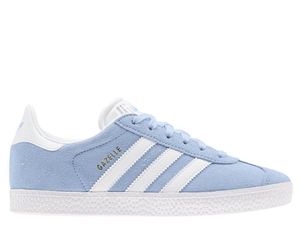 adidas gazelle j młodzieżowe niebieskie (eg9939)