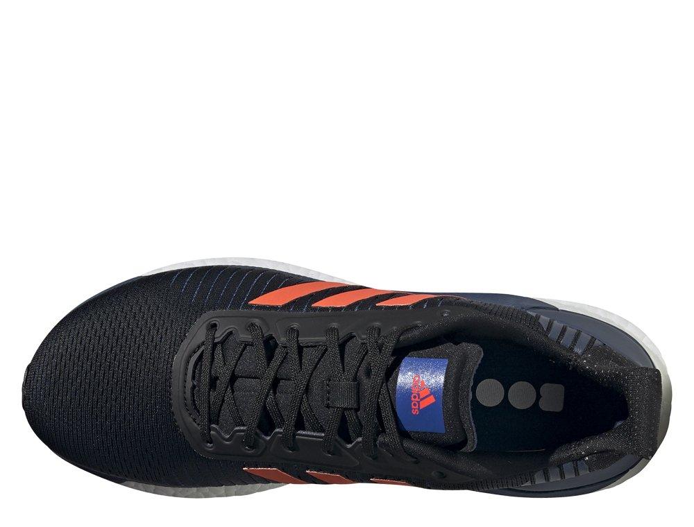 adidas solar glide st 19 m  czarno-czerwone