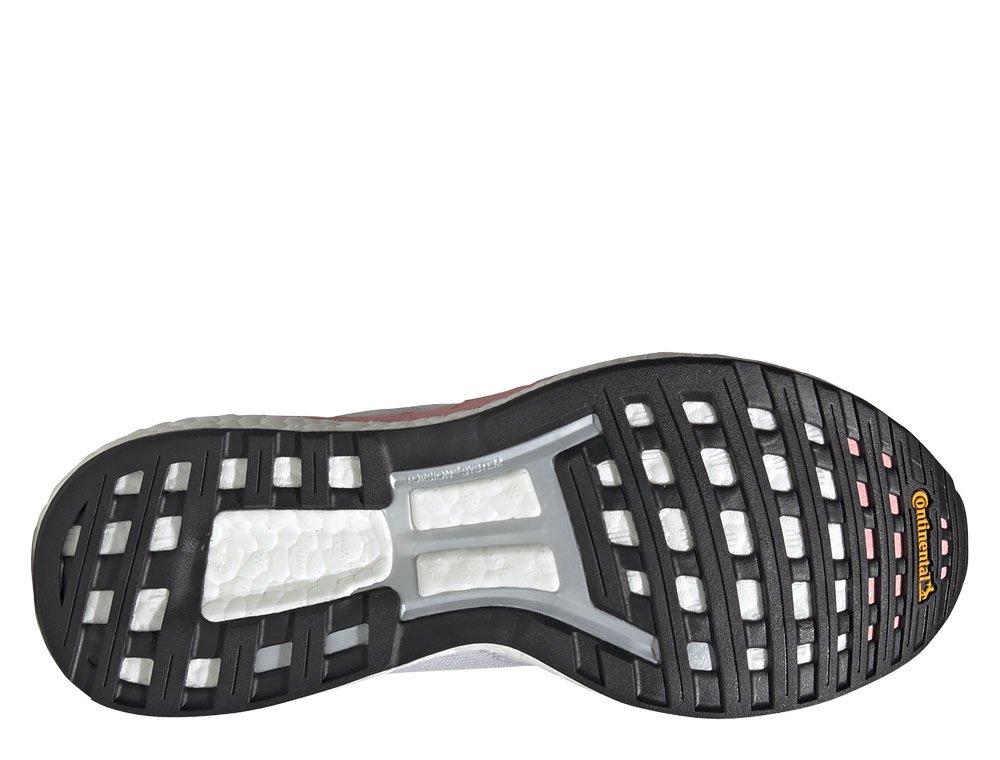 adidas adizero boston 8 w szaro-białe