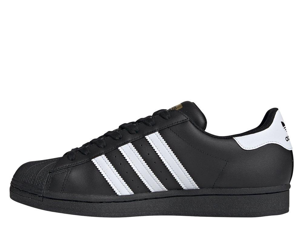 adidas Superstar czarno białe