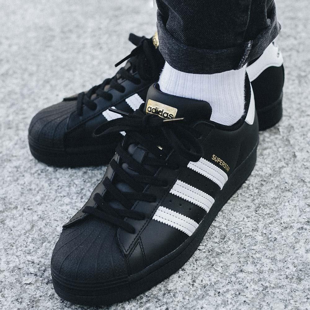Buty ADIDAS superstar czarne