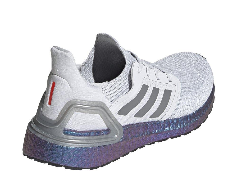 adidas Ultraboost 20 M Biało Szare | EG0755 sklepbiegacza.pl