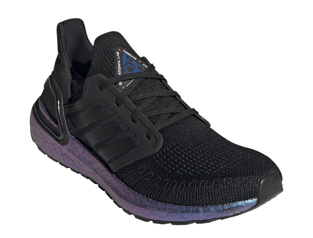 M?skie Buty Adidas Ultra Boost 10 I Black Purple Primeknit